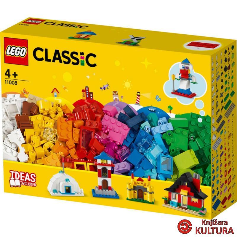 LEGO KOCKICE I KUĆE