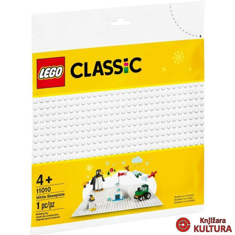 LEGO BIJELA PODLOGA