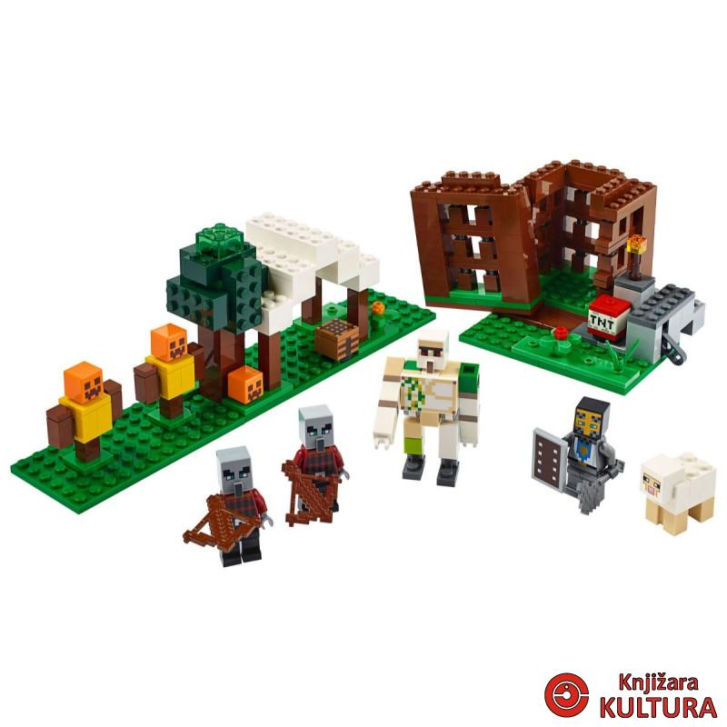 LEGO TORANJ PILLAGERA