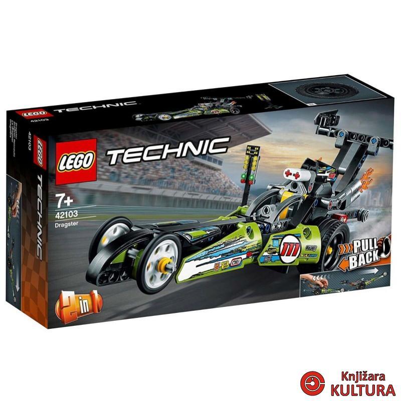 LEGO TRKAĆI AUTOMOBIL