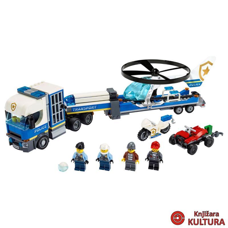 LEGO PREVOZ POLICIJSKOG HELIKOPTERA