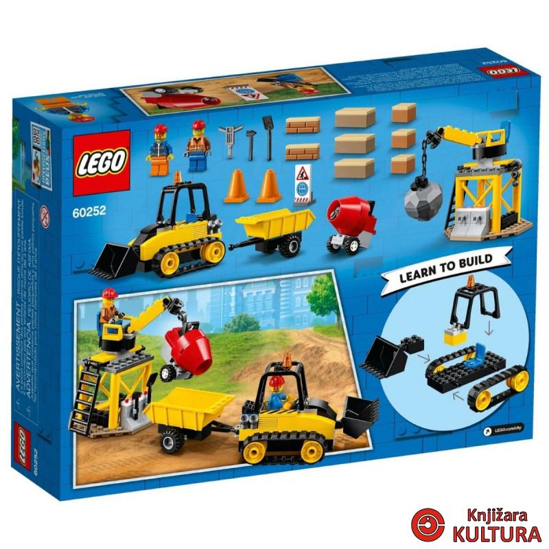 LEGO GRAĐEVINSKI BULDOŽER
