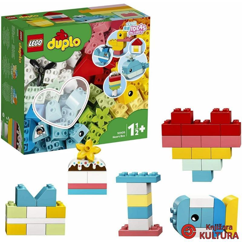 LEGO KUTIJA SA SRCEM