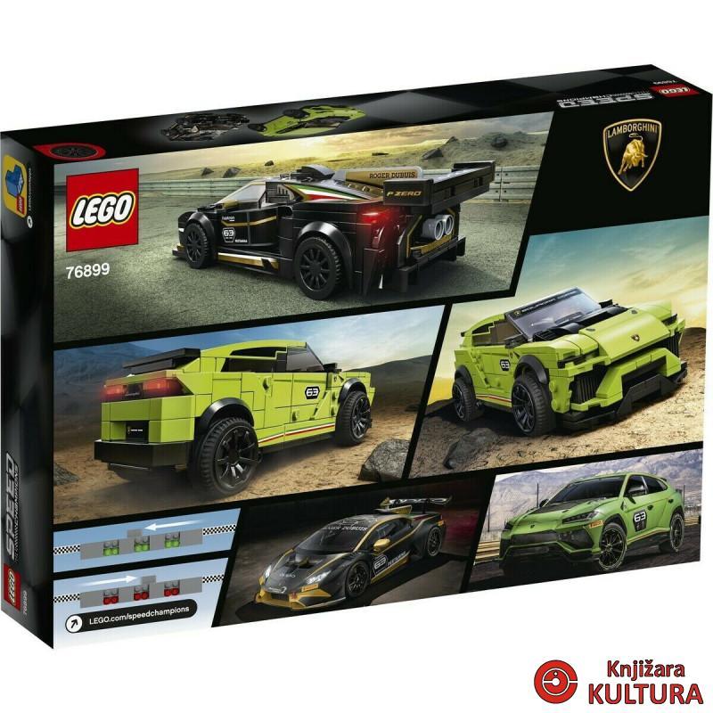 LEGO LAMBORGHINI URUS ST-X