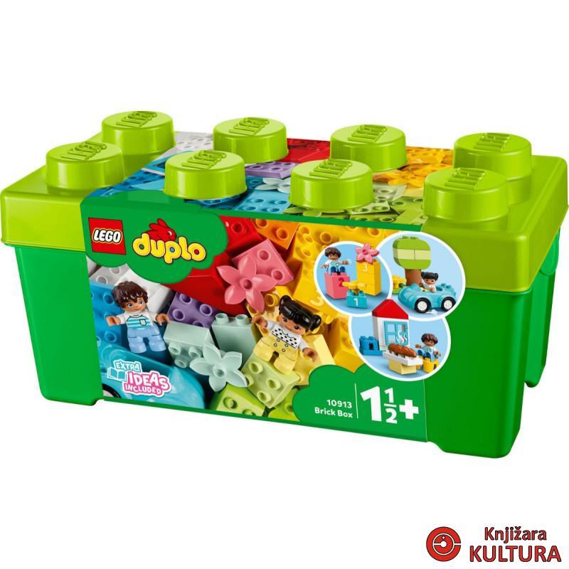 LEGO KUTIJA SA KOCKICAMA