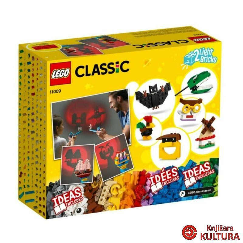 LEGO KOCKICE I SVJETLA