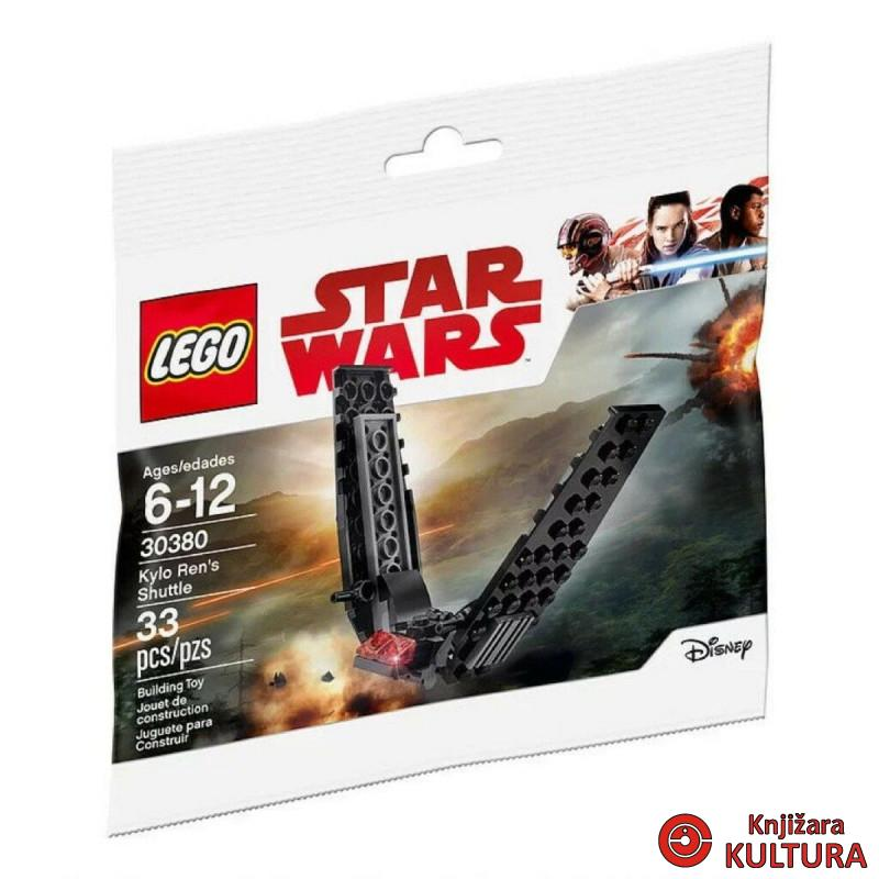 LEGO KYLO RENS SHUTTLE