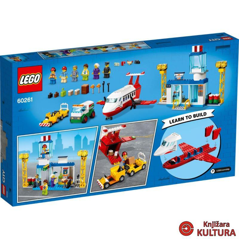 LEGO SREDIŠNJA ZRAČNA LUKA
