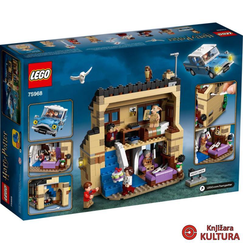LEGO PRIVET DRIVE 4