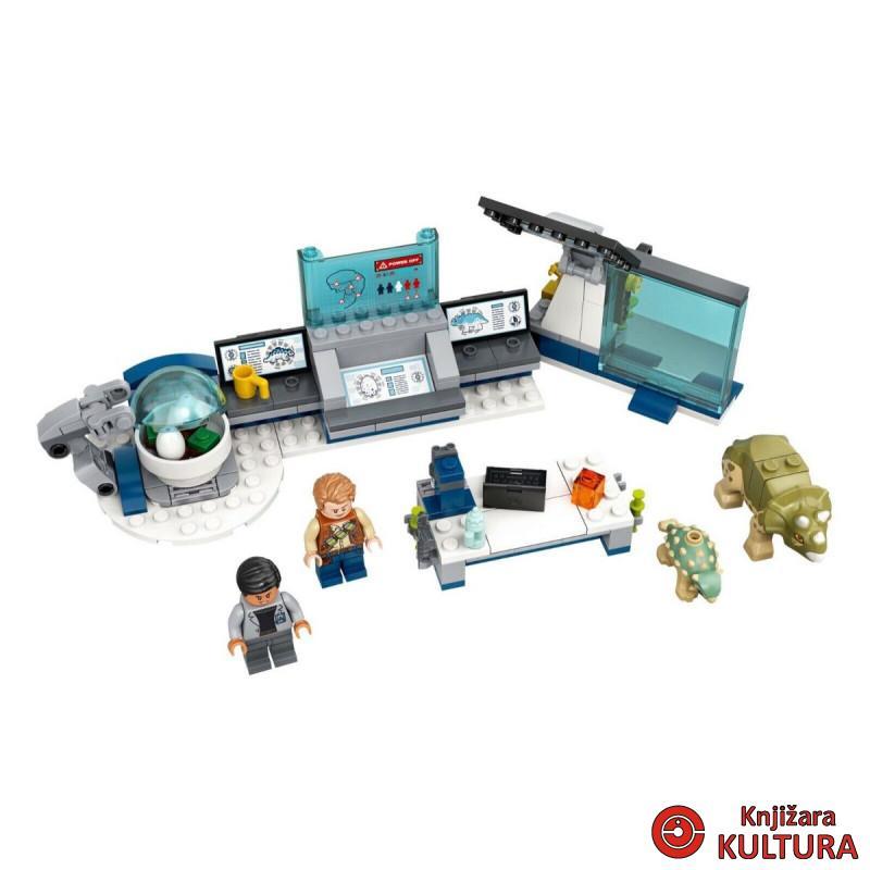 LEGO LABOS DR.WUA BIJEG MALIH DINOSAURA