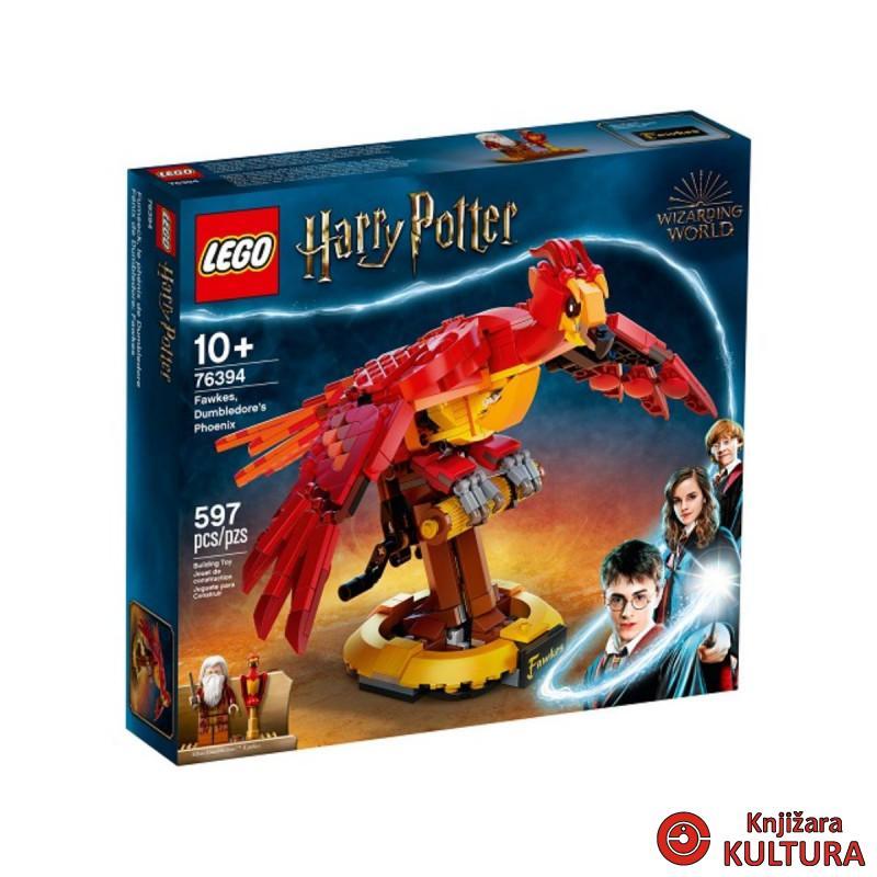 LEGO FAWKES, DUMBLEDOROV FENIX