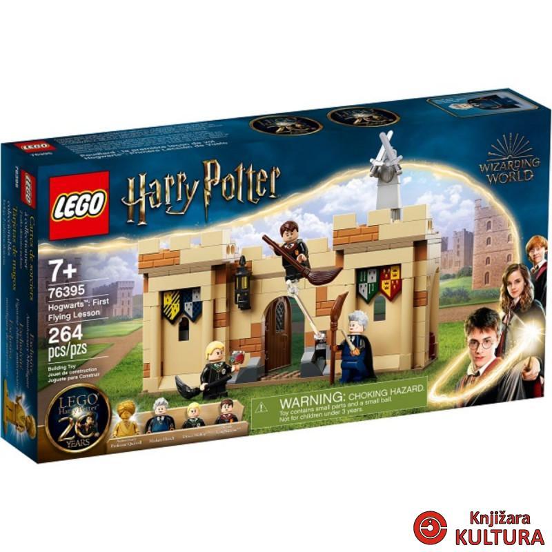 LEGO HOGWARTS PRVA LEKCIJA LETENJA