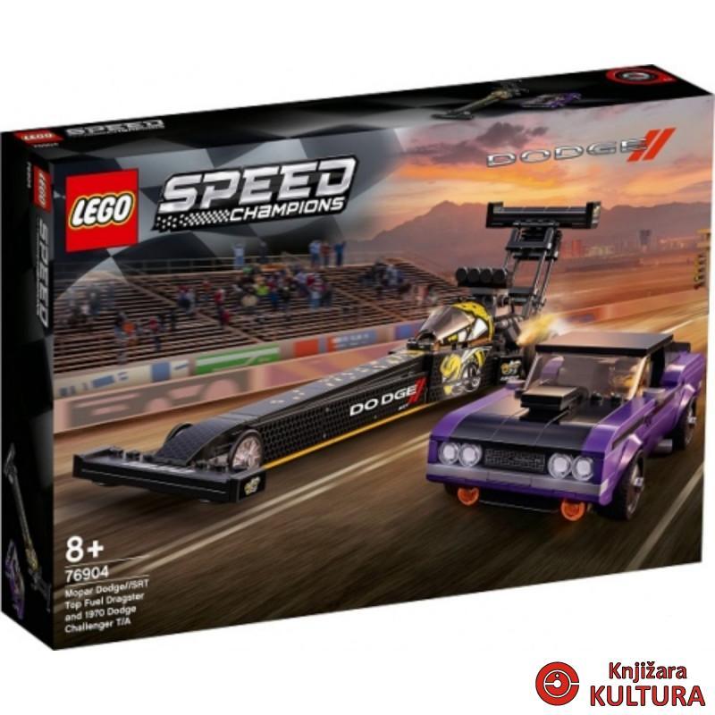 LEGO MOPAR DODGE/SRT I 1970 DODGE CHALLENGER T/A