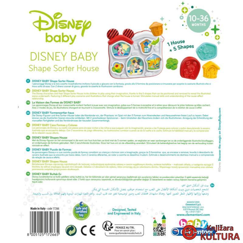 PUZZLE DISNEY BABY BASIC
