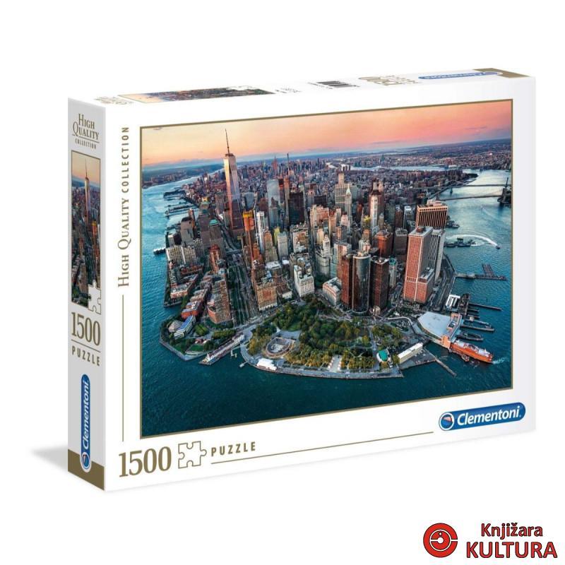 PUZZLE 1500 NEW YORK 2019