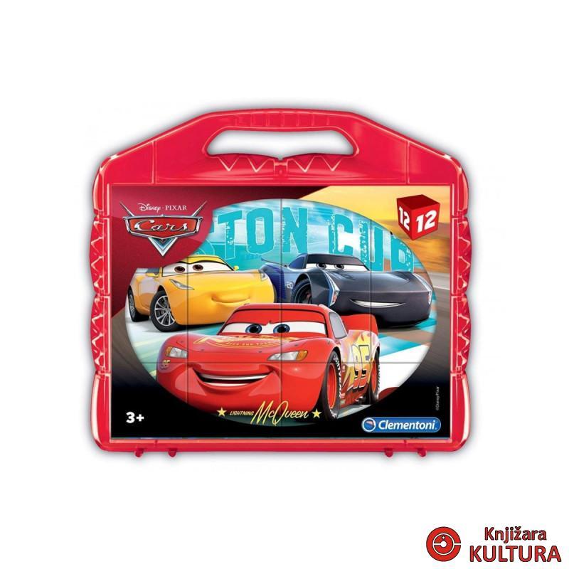 SLAGALICE 12 KOCKI CARS 41185