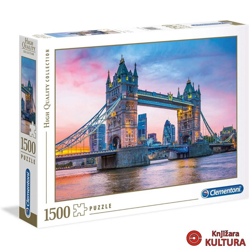 PUZZLE 1500 TOWER BRIDGE 2020