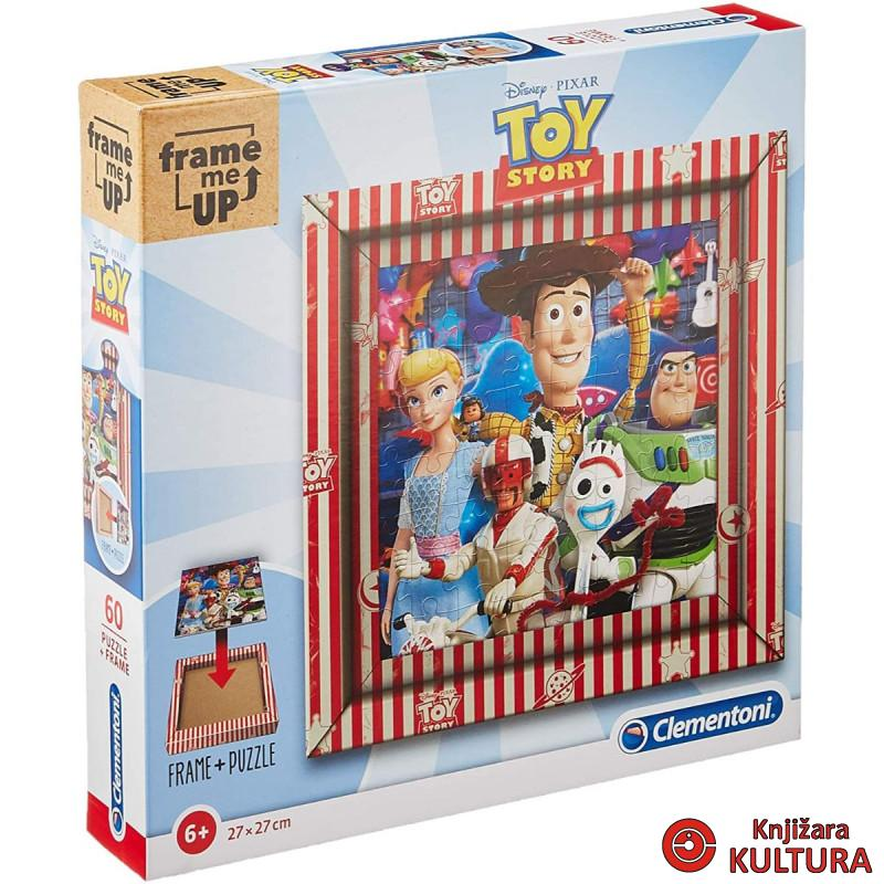 PUZZLE 60 FRAME ME UP TOY STORY 4