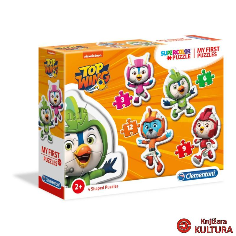 MOJE PRVE PUZZLE TOP WING