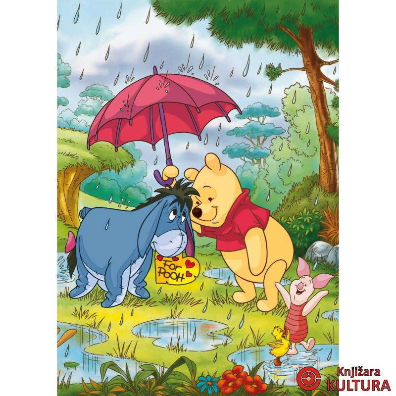 PUZZLE 3X48 WINNIE THE POOH2018