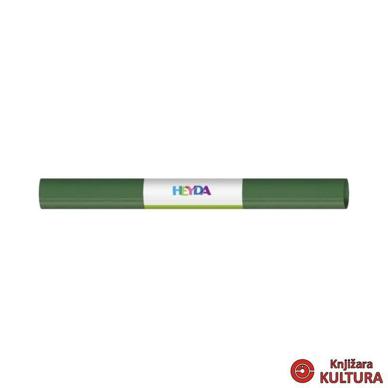 KREP PAPIR 50*250 T.ZEL.HEYDA